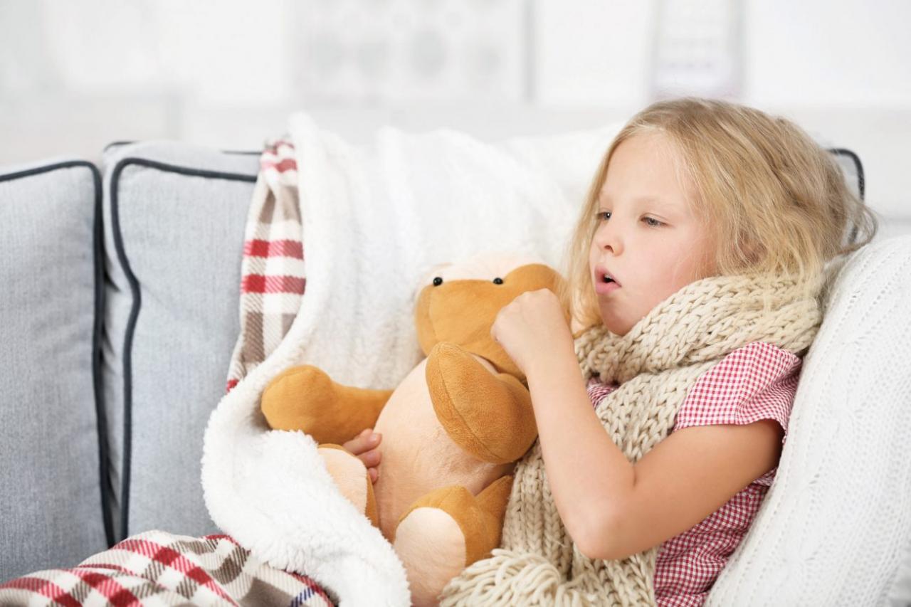 صورة علاج كحة الاطفال اثناء النوم، اعرف سبب السعال ايه 3701 8